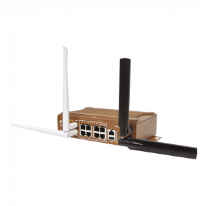 WLTE WLAN Kablosuz Routing Switch RS485 - WR329A-WLAN-LTE
