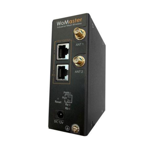 Endüstriyel MESH Kablosuz 2.4G ve 5GHz AP Router - WA512GD