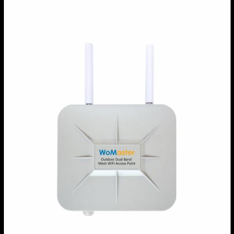 IP67 Uzun Mesafeli Kablosuz Router - Dual Band 2.4G+5GHz - WA512GM