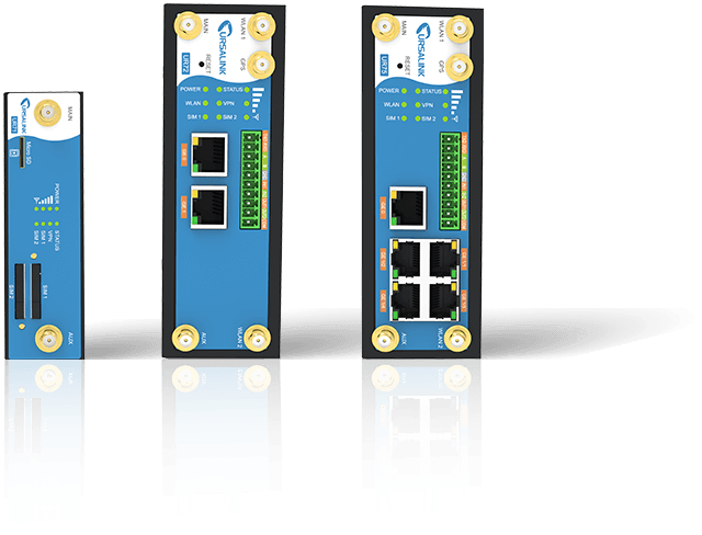 Endüstriyel Programlanabilir Router - Ursalink UR75