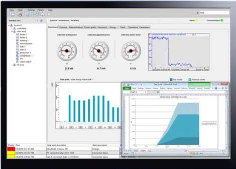 Siemens Sentron Powermanager
